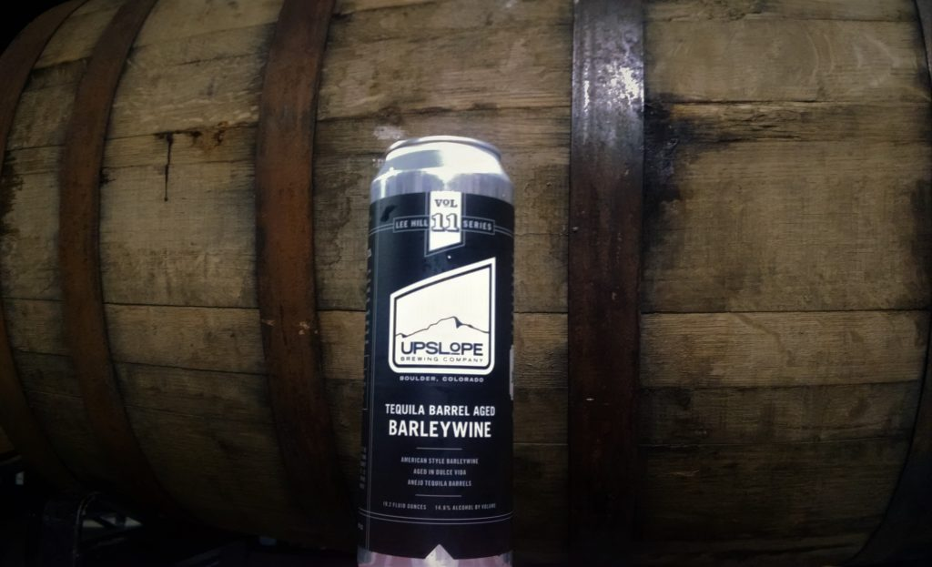 uplope lee hill tequila barrel aged barleywine